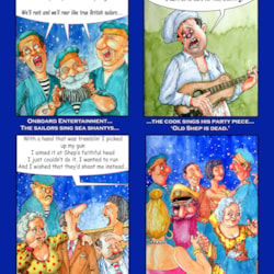 Ron & Nelly's World cruise - Page10