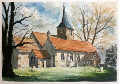 Roxwell Church, Essex