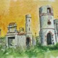 Ruin of Saint-Pol Roux Manor