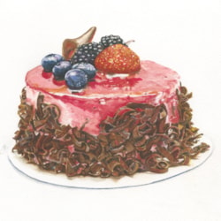 SAA  Jennifer Alsop  Chocolate Cake