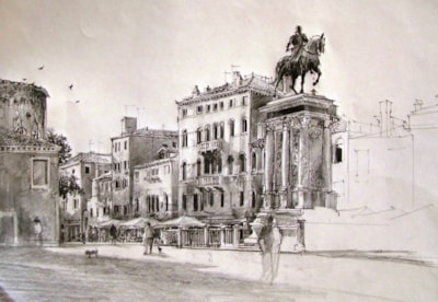 SS Giavanni S Paolo, drawing