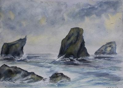 Sea Stacks 72dpi