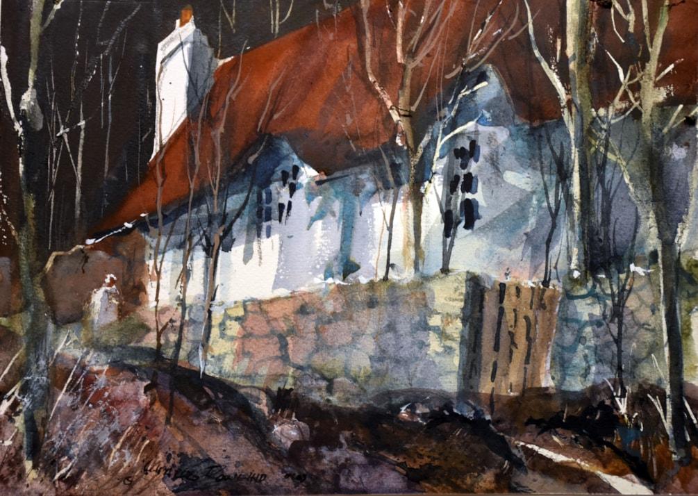 Sherwood Forest Cottage II