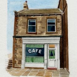 Sid's Cafe, Holmfirth copy