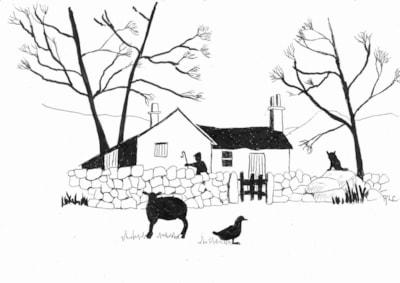 Silhouette Farm