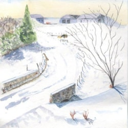 Snow scene project 200130
