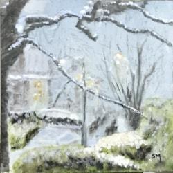 Snowy Dec evening IMG_1746