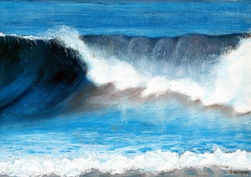 St Andrew wave
