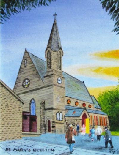 St. Mary's Church Beeston