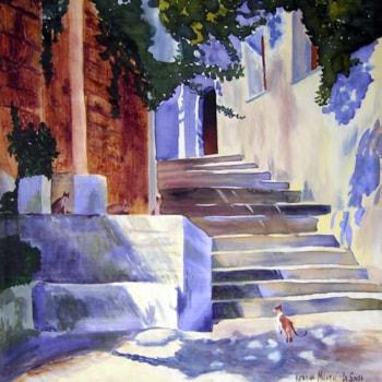 Steps, original