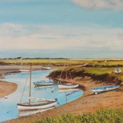 Stiffkey-Norfolk coast