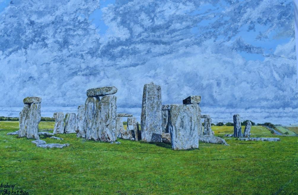 Stonehenge 2020