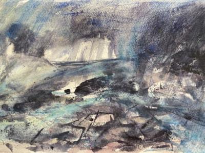 Stormy Weds Cornwall