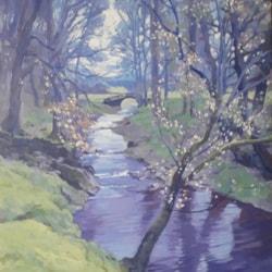 Stream near Hawes
