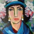 Sue F - 'Pensive Woman' (Fergusson)