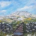 Sue Toft Artist - Gateway to Pen-y-ghent