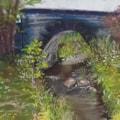 Sue Toft Artist - The Old Bridge