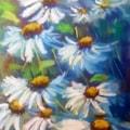 Sue Toft Artist Shady Daisies