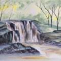 Summer Waterfall 72dpi