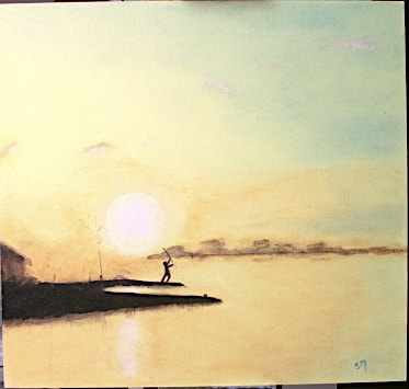 Sunset 1 DSCF6881
