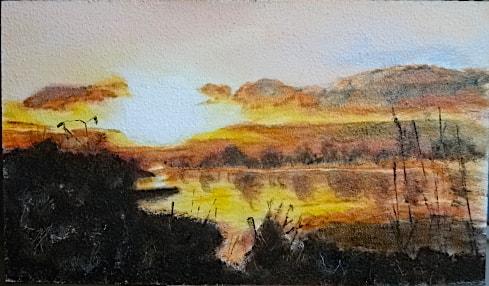 Sunset 2 DSCF6987