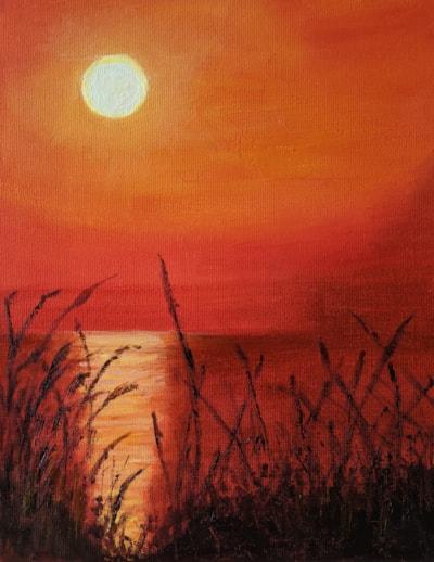 Sunset portugal1