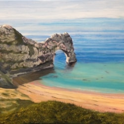 The Durdle Door 27 04 2020 005 700 pix