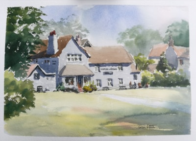 The Horse and Groom, Galleywood Common