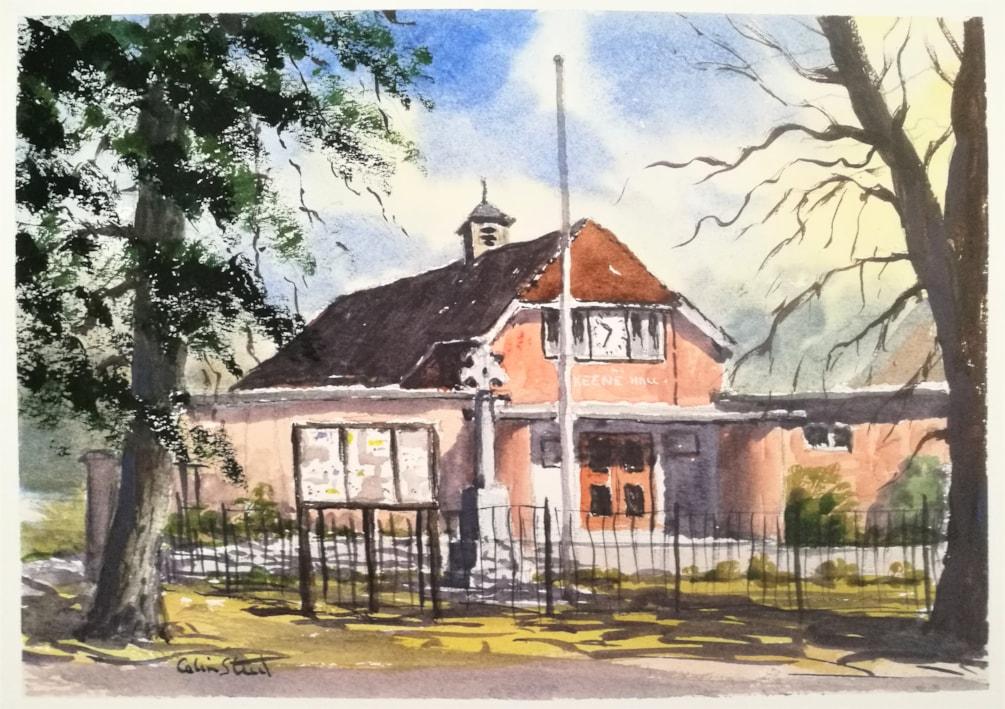 The Keener Hall, Galleywood 2