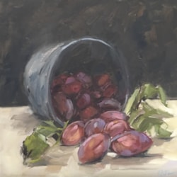 The Last of the Plums 700