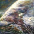 The Wave  12 x 16, 30 06 19 £290 (G)