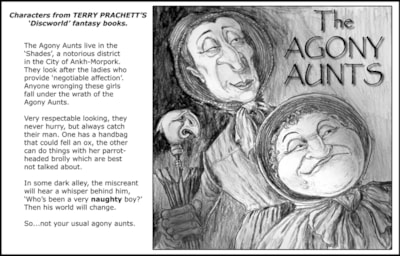 The agony aunts-small