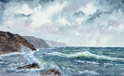 The rstless sea