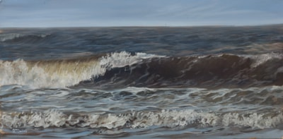Tipping Point varnished