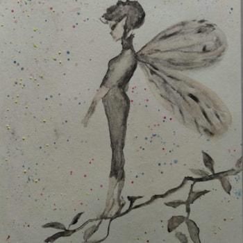 Tiptoe Fairy