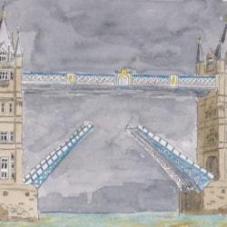 Tower Bridge Feb 2020
