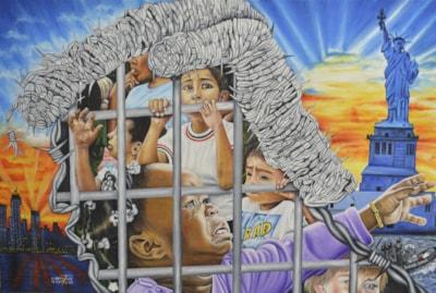 Trump's Cage0919 copy