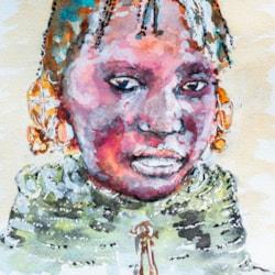 Turkana Maiden  '21-1