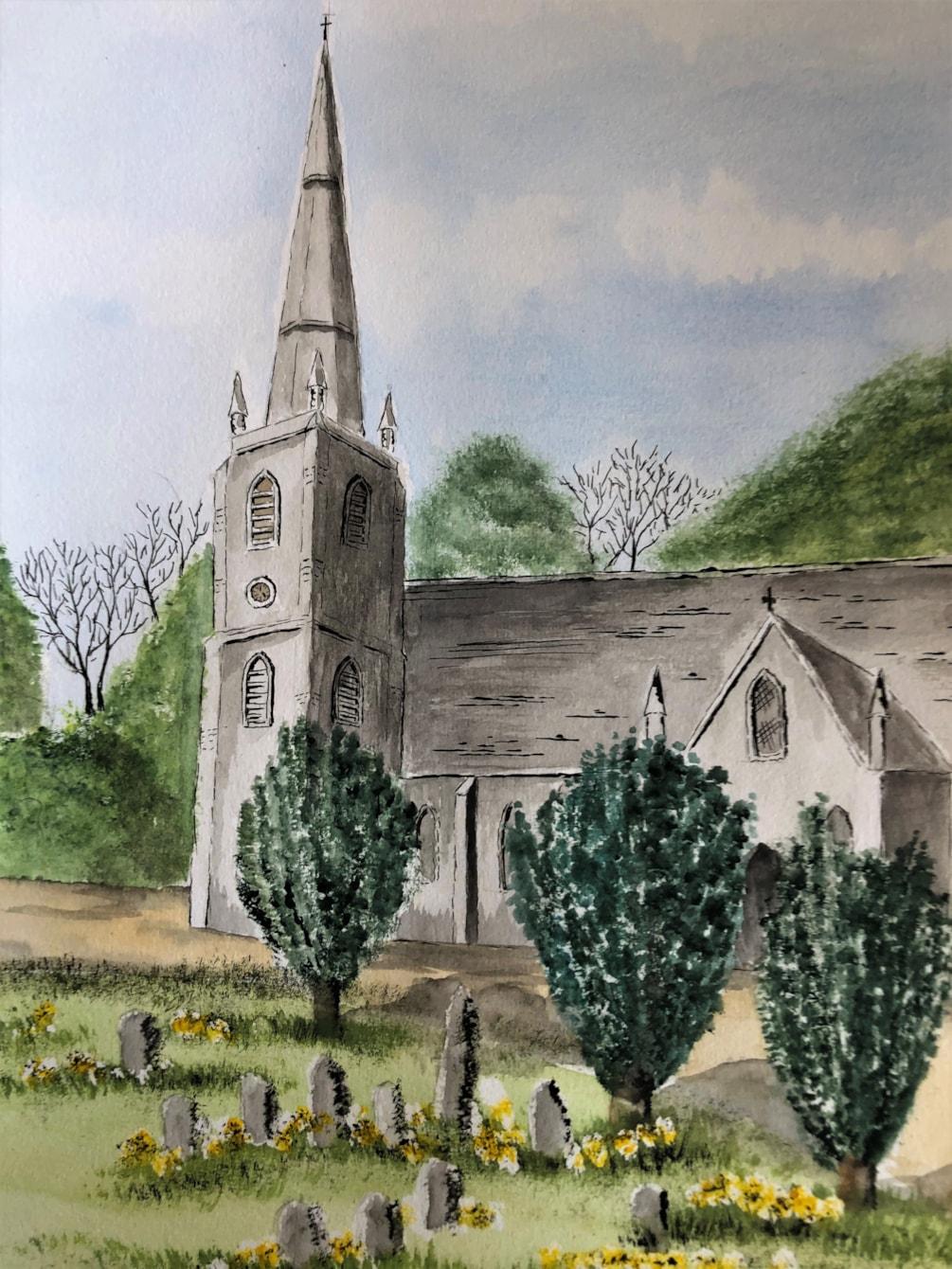 Umberslade Church (2)