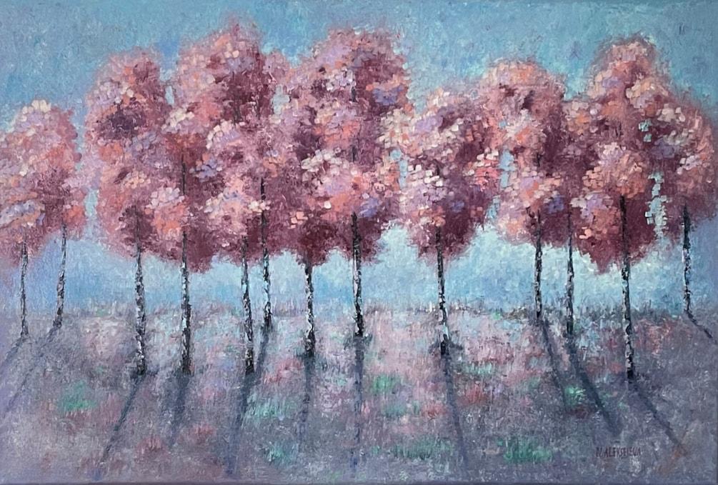 ''Vanilla landscape''