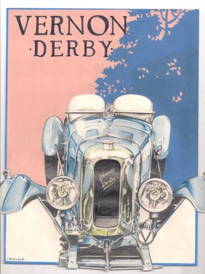 Vernon Derby 001