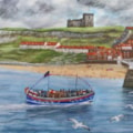 WHITBY'S OLD LIFEBOAT