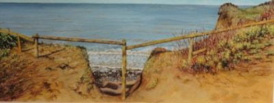 Weybourne cliff walk