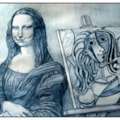 What if - Mona Lisa & Picasso-small
