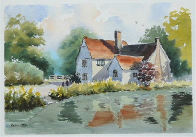 Willy Lott's House, Flatford Mill
