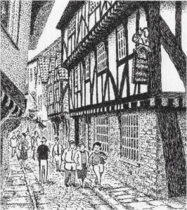 York, The Shambles