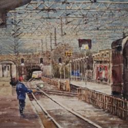 _DSF0255 Zagreb Train Station Platform resized