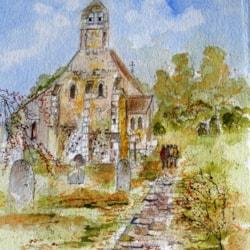 Autumn Pilgrims, Austerfield