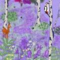 Bluebell Wood - IPAD ART