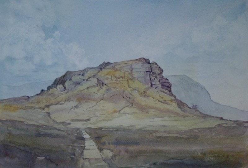 Old Snell Crag Simonside